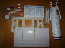 FRIATEC Drückerplatte F100 Spülkasten Umrüstset Modernisierungsset 331001 301001