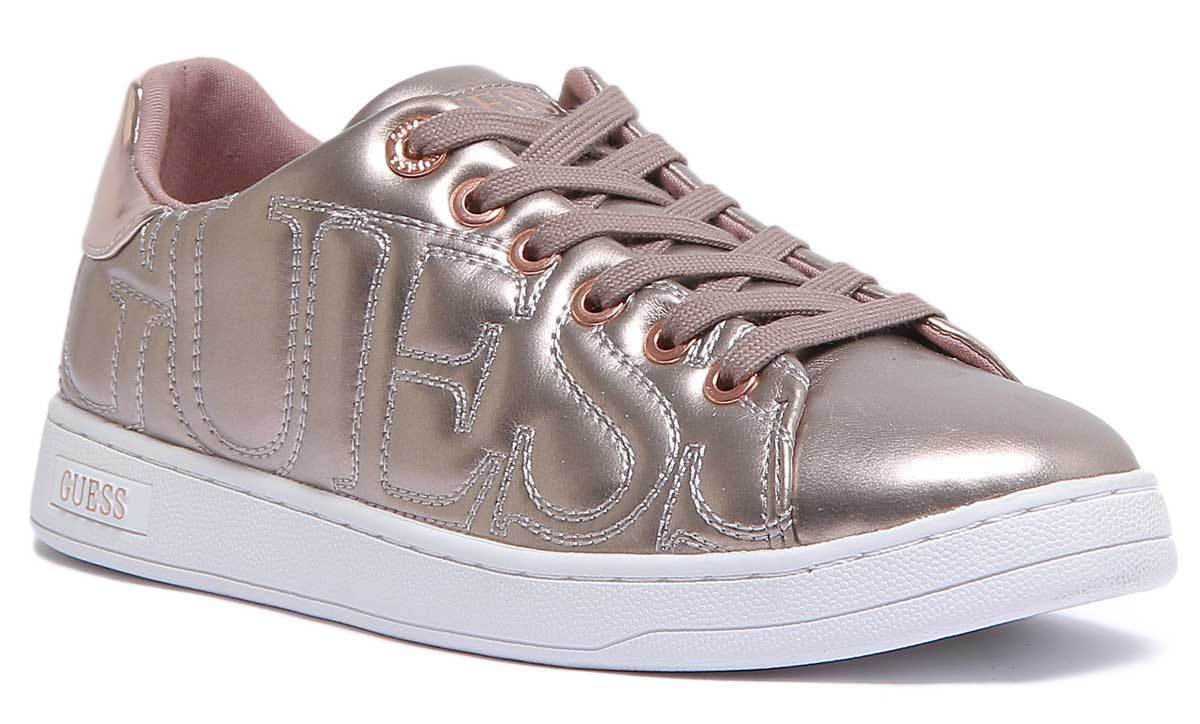 Guess Flcen4Lel12 Trainer Damenschuhe Rose Gold Synthetic Trainer Flcen4Lel12 fbdd42