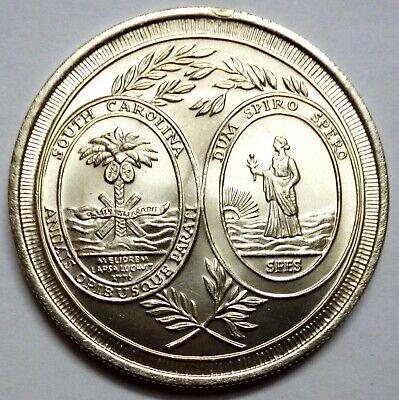The Palmetto State South Carolina Medal 1788