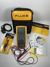 Fluke 289 Fvf 289fvf Flukeview Forms Combo Kit True Rms Digital Multimeter Read
