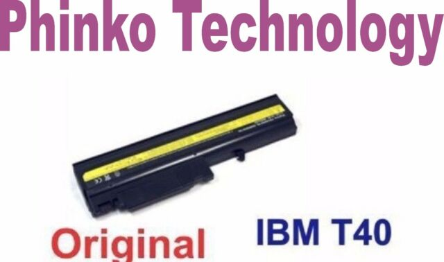 Brand New Original Battery for IBM Thinkpad T40 T40P T41 T41P