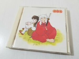 Best of Inuyasha Music CD 2003 Japan 0801A5