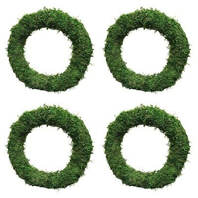 "Moss Wreath Rings Make Your Own Wreath 8/"" 10/"" 12/"" Choose Your Amount"