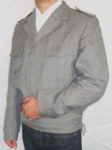 German Army mountain tunic jacket coat military gebirgsjager blazer Bundeswehr