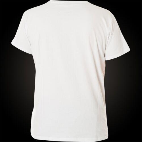 YAKUZA T-Shirt Jerk It Out TSB-11048 White Weiß T-Shirts