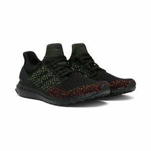 22b6fe3e6 NEW ADIDAS ULTRA BOOST CLIMA AQ0482 CORE BLACK MULTICOLOR SOLAR RED ...