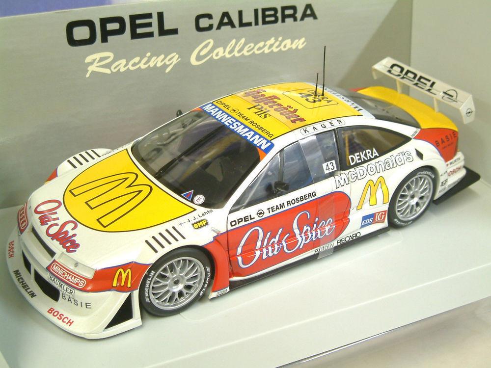 Utm39677 von utmodels opel calibra mcdonald 's team rosberg 1996   43 18