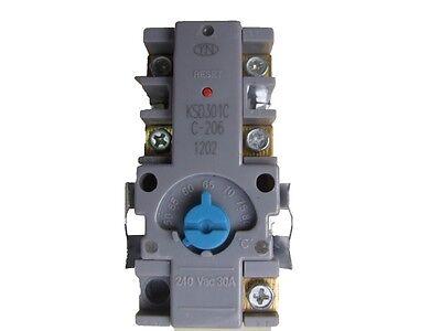 Electric Hot Water Heater Thermostat Control Rheem Dux Aquamax Rinnai Apricus Ebay