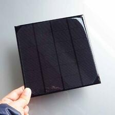 Mini Mono Solar Panel Small Solar Cell PV Module Charger 6V 4.5W 720mA