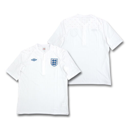 England home soccer jersey 2011 2013 size 42 (L)
