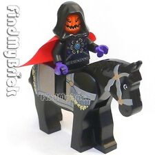 M567 Lego Headless Horseman Jack O' Lantern Evil Pumpkin Minifigure NEW