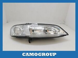 Front Headlight Right Front Right Headlight OPEL Vectra B 087456
