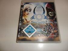 PlayStation 3 PS 3  Sacred 2: Fallen Angel
