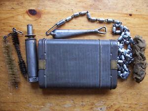 RG 34 , KH 1935  , stempelgleich , Reinigungsgerät , 98k , RG34 , Putzzeug ,K98