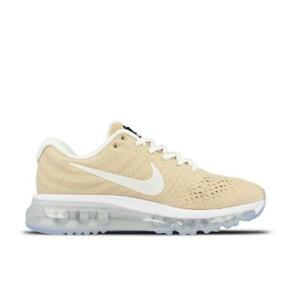 a02506ed3d5 Womens NIKE AIR MAX 2017 Bio Beige Running Trainers 849560 200