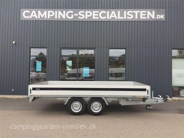 Trailer, Brenderup 3500 Kg., lastevne (kg): 2846