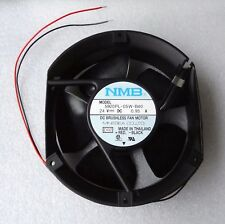 NMB 4710NL-04W-B59 120mmx25mm 2-Ball Bearing Fan DC12V 0.74A 6.84W 92CFM MM-298