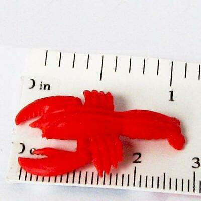 Doll House Shoppe Toy Hermit Crab Set//3 11532 Game Pcs Micro-mini Miniature