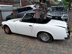 1969 Datsun Roadster 1600
