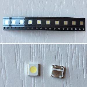 10-PEZZI-LED-MOD-3535-GENERICO-PER-RICAMBIO-RETROILLUMINAZIONE-TV-1W-3V-PCE