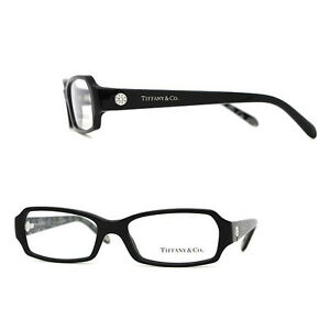 4a21b4bbf3 Tiffany   Co Eyeglasses Model TF 2030 B Color 8001 Black Frame New ...