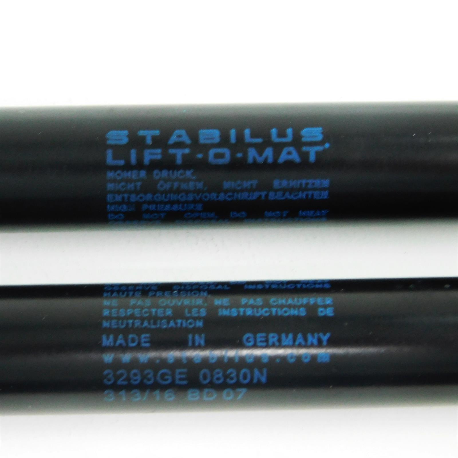 Gasfeder Lifter Dämpfer Gasdruckfeder für Motorhaube STABILUS 012074