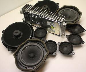 Eg2366920a Original Mazda Cx 7 Bose Soundsystem Amplifier