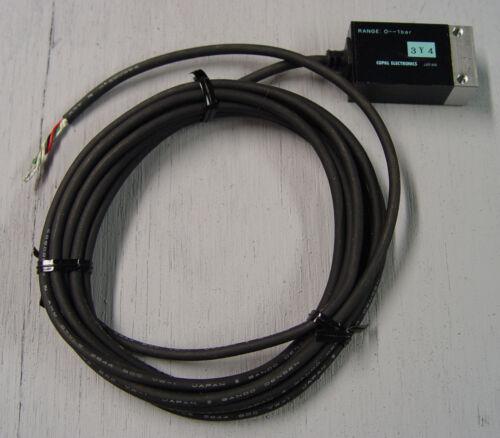 NEW Copal Electronics PS4-102V-Z Pressure Switch Sensor Transducer