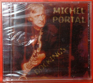 MICHEL-PORTAL-DOCKINGS-RARE-CD-SEALED