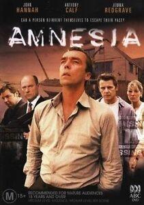 Amnesia-John-Hannah-amp-Anthony-Calf-DVD-Region-4-AUSTRALIAN-FORMAT