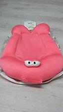 Pomfitis bbjp1 Baby Joy Gepolsterter Badewannensitz, rosa