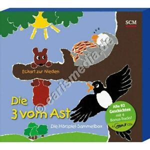 CD-Set-DIE-DREI-VOM-AST-MP3-Hoerspiel-Sammelbox-Alle-17-Folgen-NEU-CM