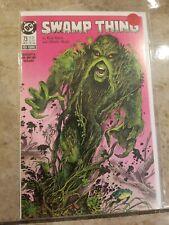 Swamp Thing #73 DC Comics 1988 VF//NM The Saga of the Rick Veitch
