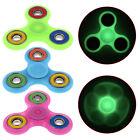 Luminous Glow In Dark Hand Spinner Fidget Spinner Anxiety Stress Relief Toys