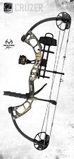 New 2016 Bear Archery Cruzer RTH 5-70# Right Hand Bow Pkg Realtree Xtra Camo