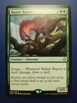 Ixalan English MTG NM Ripjaw Raptor