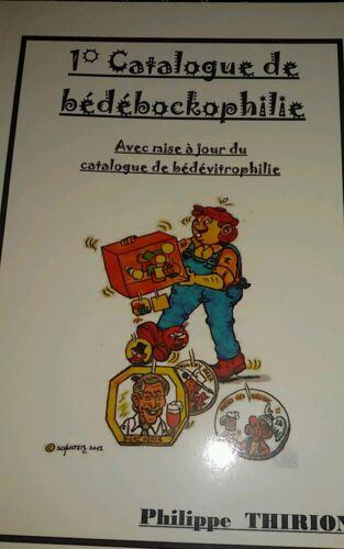 Catalogue bedebockophilie bedevitrophilie sous bocks Bière verres collection 2