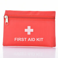 Emergency First Aid Kit Pouch Travel Sport Rescue Medical Treatment Bag EW