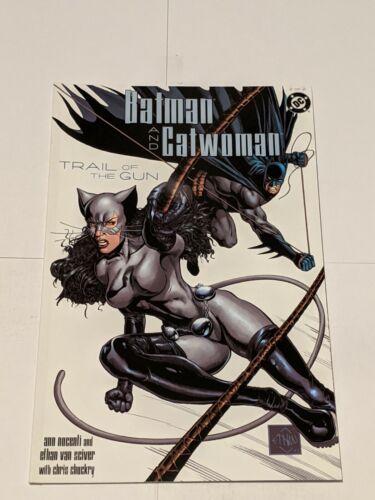 Batman /& Catwoman Trail Of The Gun #2 2004 DC DC Comics