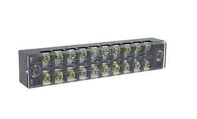 NDC 10 Positions 15A Electrical Terminal Barrier Strip TB1510 CE listed