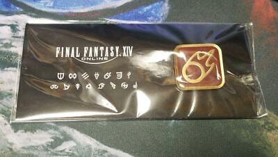 Black Mage SQUARE ENIX Final Fantasy XIV Job Pin Badge Pins