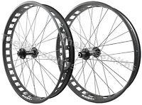Alex Blizzerk 80 150mm Thru-axle 190mm Qr 10s Fat Bike Front & Rear Wheelset