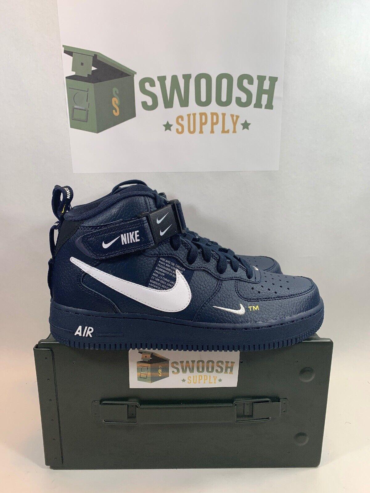Women's Nike Air Force 1 07 LV8 Utility Pack Men's