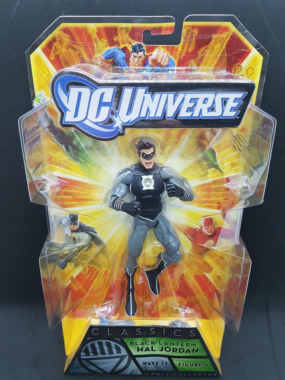 DC universo clásicos Negro Linterna Hal Jordan Figura De Acción-Wave 17