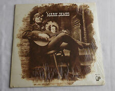 "Mark JAMES "" S/T "" USA Orig LP BELL 1117 (1973) folk rock  -SEALED!! cut out"