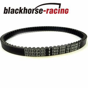 yerf dog go kart belt