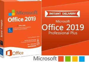 MICROSOFT-OFFICE-2019-PROFESSIONAL-PLUS-32-64bit-Instant-delivery
