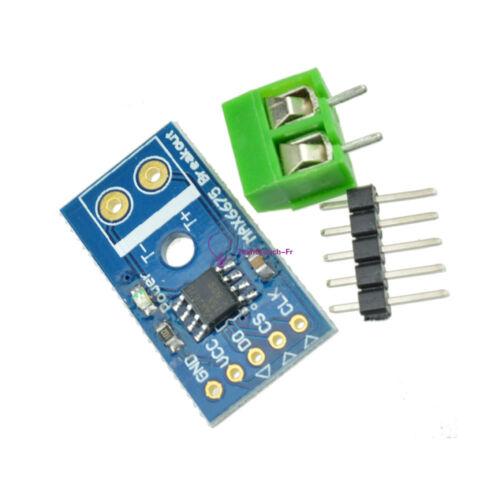 Competitive MAX6675 MAX31855 Module K Type Thermocouple Sensor for Arduino NEW