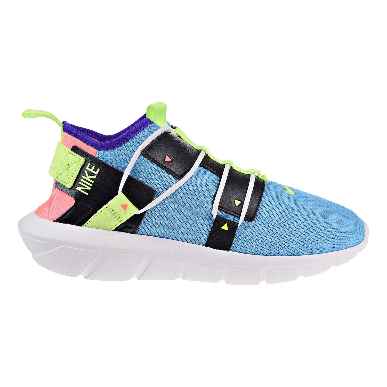 Nike vortak uomini scarpe da corsa laguna pulsazioni / volt aa2194-402 bagliore nero