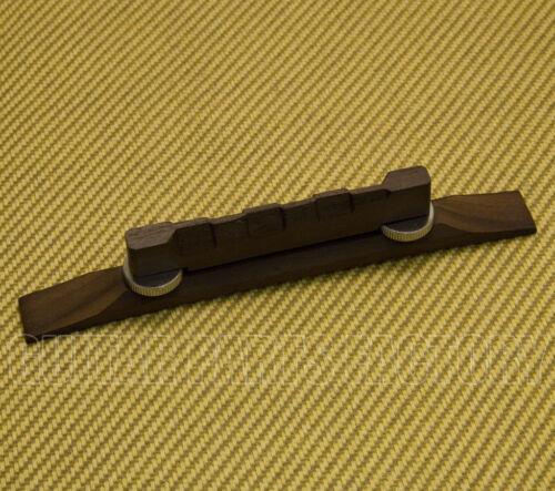 RP274 Retro Parts Archtop Wood Guitar Bridge//Tailpiece Acoustic Jazz